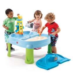 Table de jeux en plastique Splash&Scoop Bay - STEP2